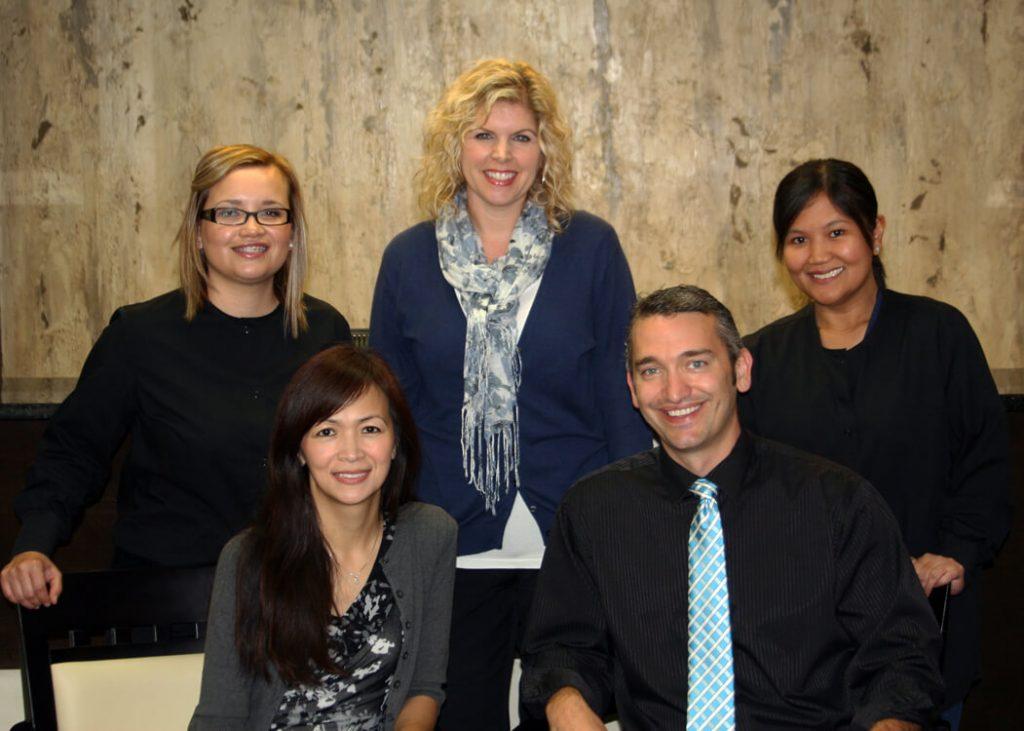 The Eubanks Dental Team